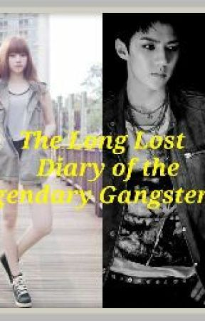 The Long Lost  Diary Of The Legendary Gangster by yzzcolepark