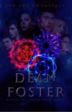 Dean Foster and the Elemental Seeds of Eternity by KHENDRIX_SON