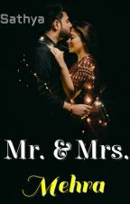 Mr. & Mrs. MEHRA (COMPLETED) by Satz18