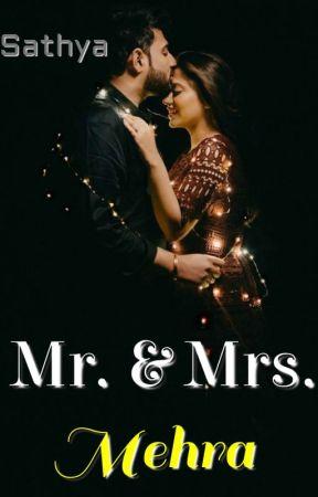 Mr. & Mrs. MEHRA by Satz18