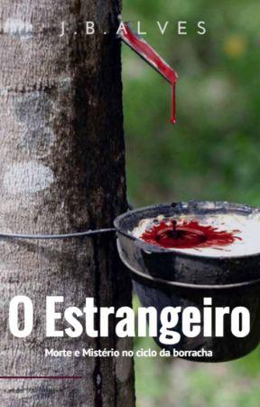 O Estrangeiro by JBAlves