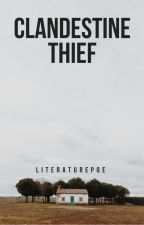 Clandestine Thief by LiteraturePoe