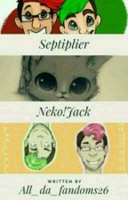 Septiplier Neko!jack by all_da_fandoms26