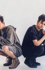 Lucas and Marcus  by anushka20004