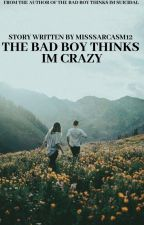 The Bad Boy Thinks I'm Crazy by MissSarcasm12
