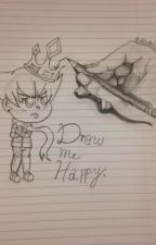 Draw Me Happy(Art Book) by BubblyButton