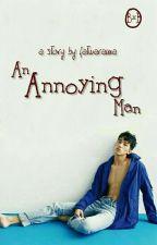 AN ANNOYING GUY (BxB). by fatwarama