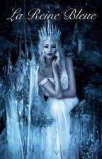La reine bleue by Eliane_Vezina
