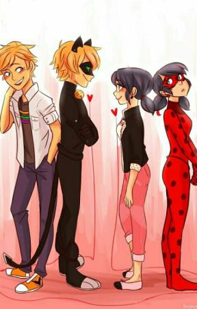 Slow Updates}~ Love Square {A Miraculous Ladybug FanFic