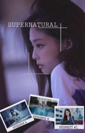 + supernatural + {seventeen} by officiallytricia