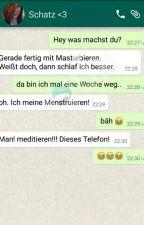 Whatsapp Chats Fail. by 0xXAnnAXx0