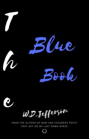 The Blue Book (KINDLE EDITION) by wandasncredible