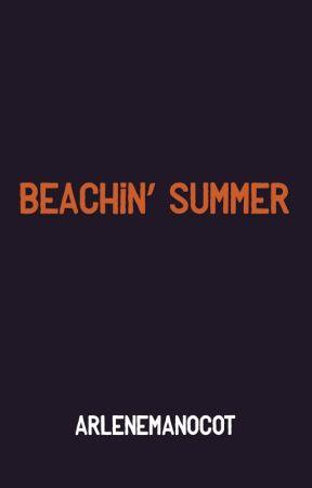 Beachin' Summer (#romanceclass summer antho) by ArleneManocot
