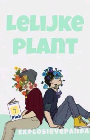 Lelijke plant by EXPLOSIEVEPANDA