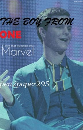 'The Boy From One'-( Marvel's Story. A HG Fanfiction) by Pentopaper295