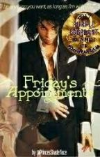 Friday's Appointments (Prince Rogers Nelson) by PrincesShadeFace