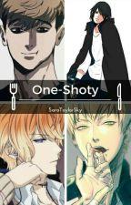 One-shoty Anime 🔥 by SaraTaylorSky