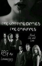 The Vampire Diaries &The Originals  Rollenspiel(Open) by Lenaa2323