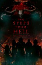 Two Steps From Hell  by Vagabond_Comics