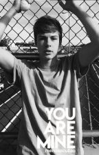 You are mine → Blake Gray by mendesculiao