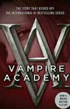 Vampire Academy  by shipping-stark