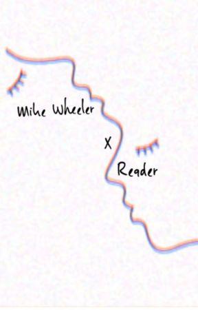 Mike wheeler + Reader by krisgil