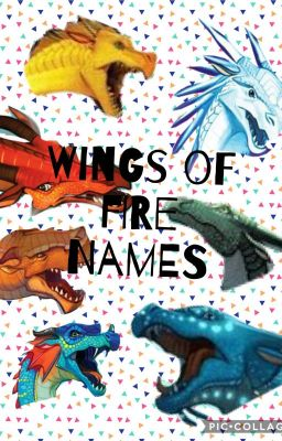Wings Of Fire Names Mudwing Names Wattpad