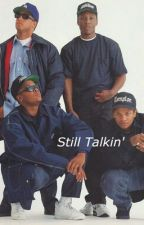 Still Talkin' • Rant and Chat Book by rareeazye
