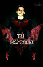 Tu Herencia. by kixa333