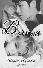 B-friends (Yunjae Fanfiction) by KsatriaBajaBintang