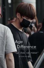 Age Difference [Vkook] by ShinHyoRiim