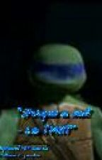 """¿Porque a mi? - Leo TMNT"" [Editando| by Monset_MLP_Hamato"