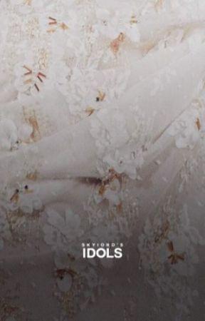 Idols || John Lennon by vangeaux