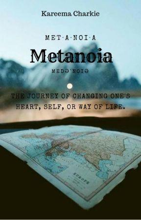 Metanoia by kareemacharkie