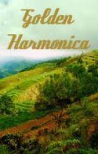 Golden Harmonica by JoienlaiArcheryleo