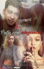 Puta con elegancia ~ Zigi (Mommy kink-Omegaverse) by MaybeYouWereFireproo
