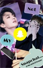 Not My Snapchat... (JungkookxReader) by Gwenfred001