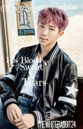 His Blood Sweat & Tears • BTS Rap Monster by TheWhiteRabbit24