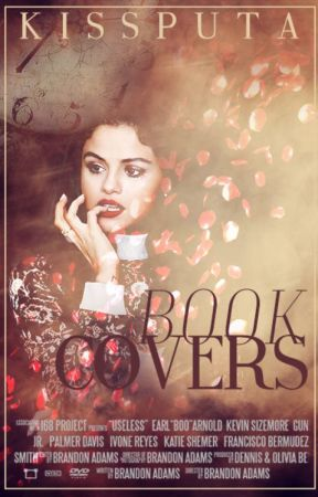 BOOK COVERS by KISSPUTA by kissputa