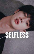 Selfless; Kim Seokjin by dyobokki