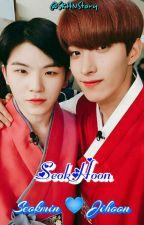 SEOKHOON (Seokmin x Jihoon) by SKHNStory