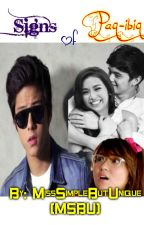 Signs of Pag-ibig - KathNiel KathReid - Short Story by MissSimpleButUnique