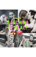 Saschina is real!❤💏 by Kinmama