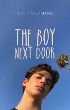 The Boy Next Door [wattys2017] by whiskeynsparkle
