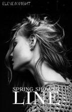 Spring Shower: Line by elevennight