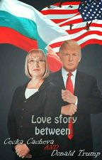 Love story between- Donald Trump and Cecka Cacheva by katrin269