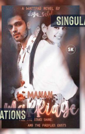 #MaNan:Marriage by Diya_Salot