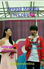 Angga Manda In Love by esravalentina