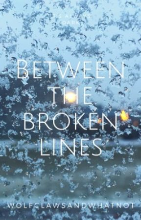Between the Broken Lines by WolfClawsAndWhatNot