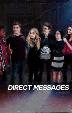 direct messages | gmw by riarklerrs